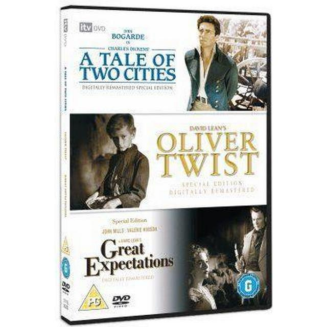 A Tale of Two Cities/Oliver Twist/Great Expectations [DVD]